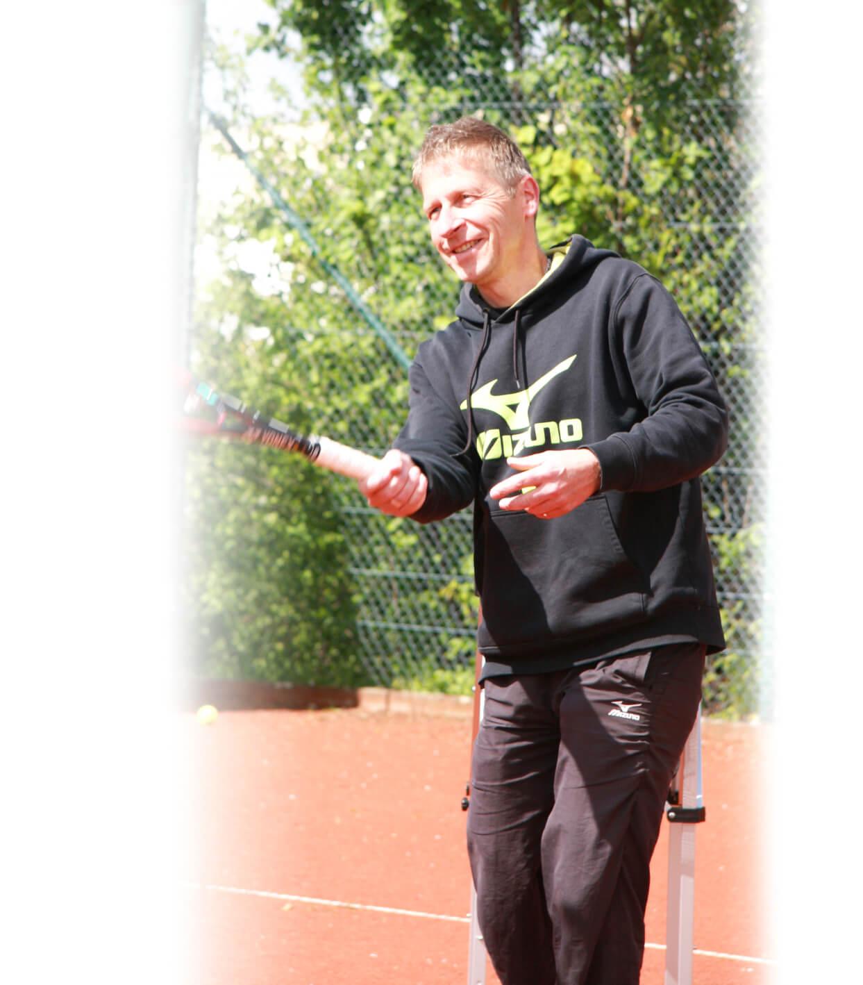 Trainer Jirka